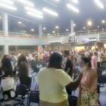 Igreja gera aglomeração com show e é multada em Volta Redonda