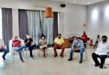 Prefeitos da região se reúnem pela internet com o governador sobre o Covid-19