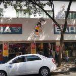 Ladrões levam 70 celulares das Casas Bahia em Volta Redonda