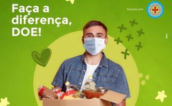 Shopping participa de campanha de doação de alimentos em Volta Redonda