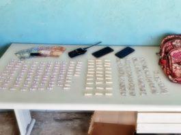 Jovem com mochila de droga é preso em Volta Redonda