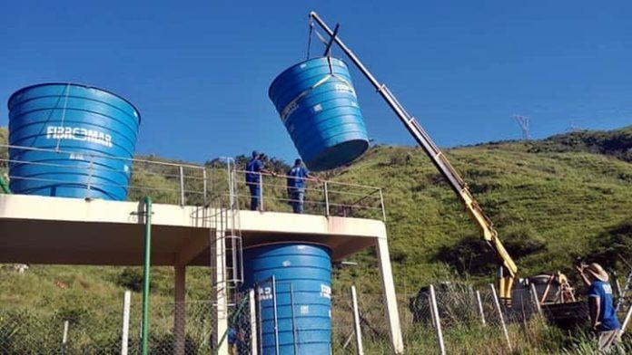 Prefeitura restabelece abastecimento de água em bairro após tempestade