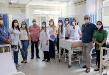 Santa Casa de BM inaugura 12 leitos para cuidados especiais para o SUS