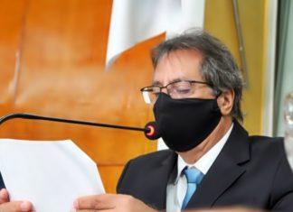 Walmir Vitor pede prioridade de vacina para limpeza urbana e vendedores de medicamentos