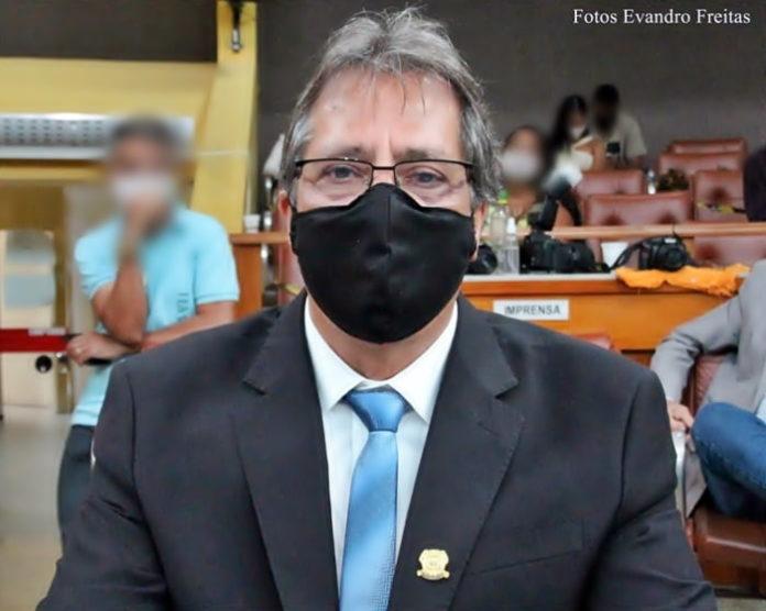 Walmir Vitor consegue derrubar o veto para testes em massa para VR