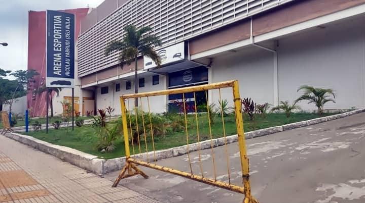 Arena bloqueada para policiais militares a mando do comandante