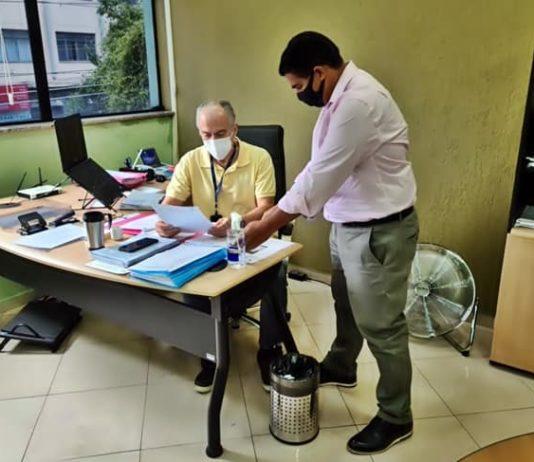Vereador pede obra para despoluição de rio em Volta Redonda