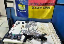 Dois suspeitos morrem em troca de tiros com a PM em Angra