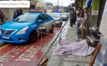 Sindicalista morto a tiros na 249