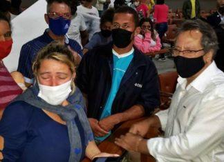 Walmir Vitor faz moção de apoio ao Acampamento da Paz