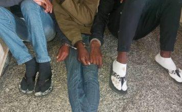 Patrulhamento de rotina acaba com a prisão de três suspeitos por tráfico em VR