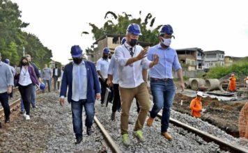 Governador do Rio visita a região e promete apoio a projetos em BM