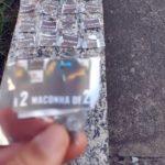 Menor é apreendido com 340 trouxinhas de maconha, em Resende