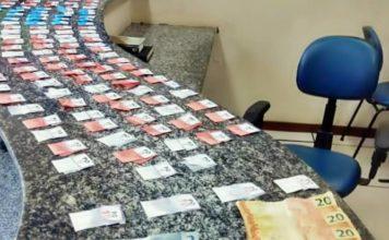 Quatro suspeitos de tráfico são detidos em Vassouras