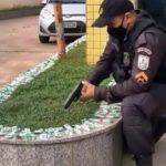 Casal mineiro é preso com drogas em distrito de Sapucaia