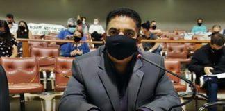 Edson Quinto pede o retorno da GM Ambiental em VR