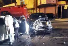 Acidente no Jardim Amália II deixa três feridos em VR