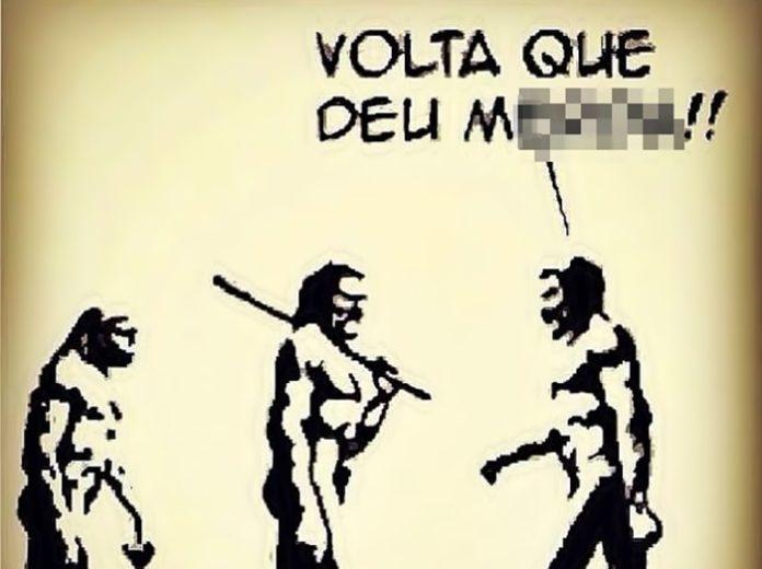 Assim caminha a humanidade: VIOLÊNCIA
