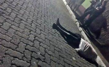 Homem é morto a tiros no Vicentina, em Resende