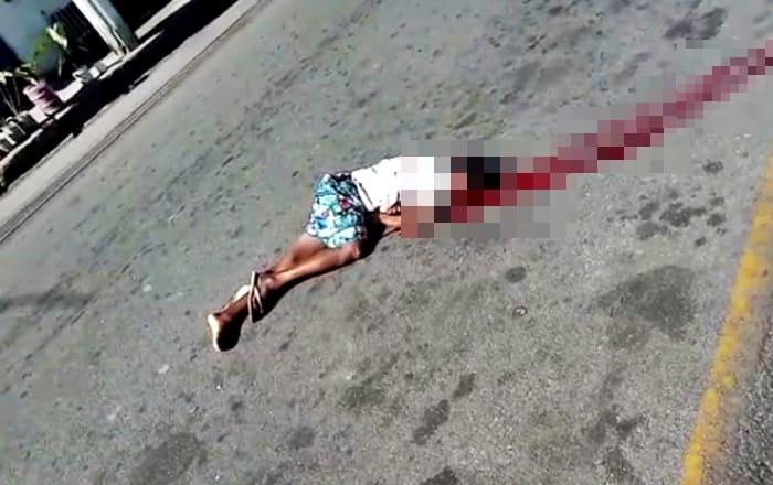 VR: Homem é morto a tiros no Açude