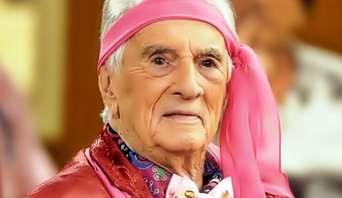 Morre ator e dublador Orlando Drummond, aos 101 anos