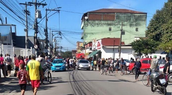 PM atira em colega de farda e se entrega em Angra