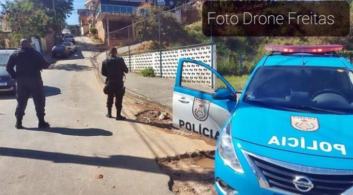 Comandante do 28º BPM manda ocupar bairro de Volta Redonda