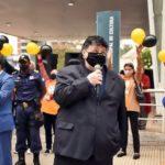 Cerimônia marca o aniversário de 67 anos de Volta Redonda