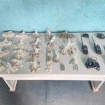 Traficantes são presos com droga em Volta Redonda
