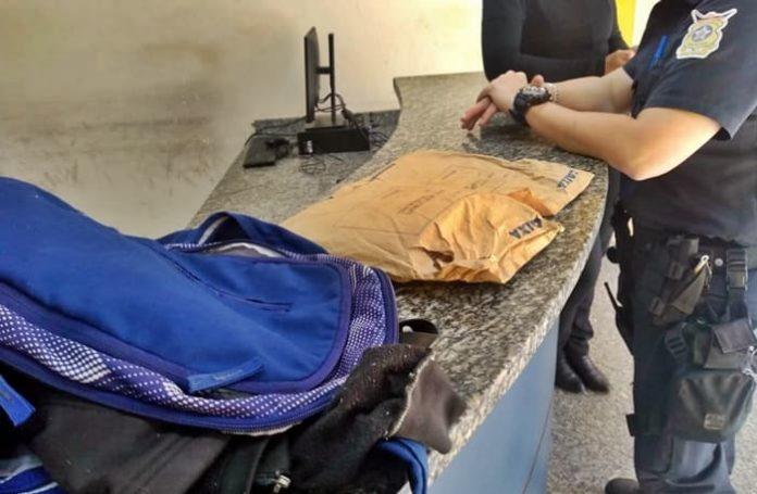 Ladrão ataca funcionária de loteria, encontra só papel e acaba preso
