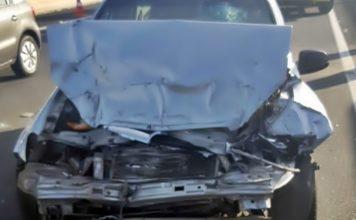 Mulher morre no dia do aniversário em acidente na Via Dutra