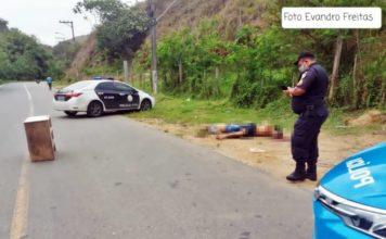 Identificados vítimas de duplo homicídio em Volta Redonda