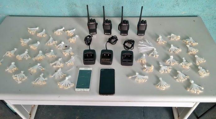 Bandidos presos obrigavam moradores a ceder casa para esconderijo em VR