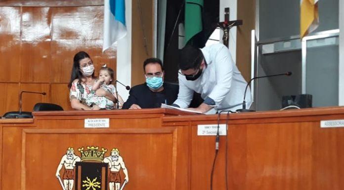 Hállison Vitorino retorna para Câmara de VR pela segunda vez