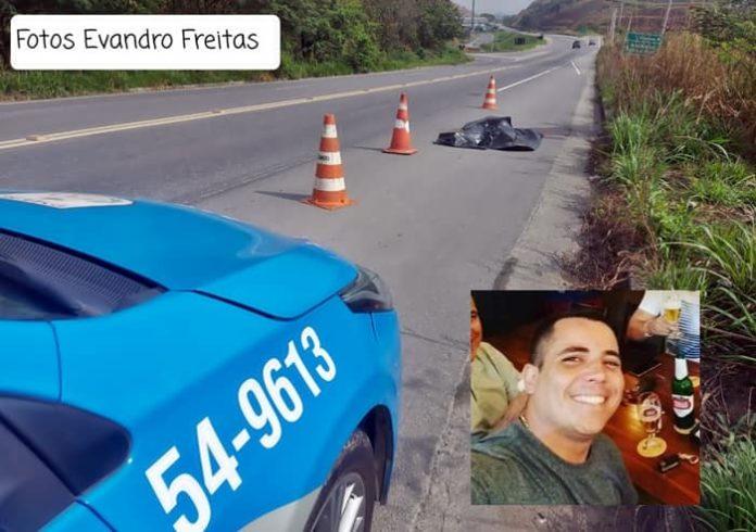 Identificado corpo encontrado na Rodovia do Contorno de Volta Redonda