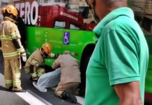 Mulher morre atropelada por ônibus do Tarifa Zero em VR