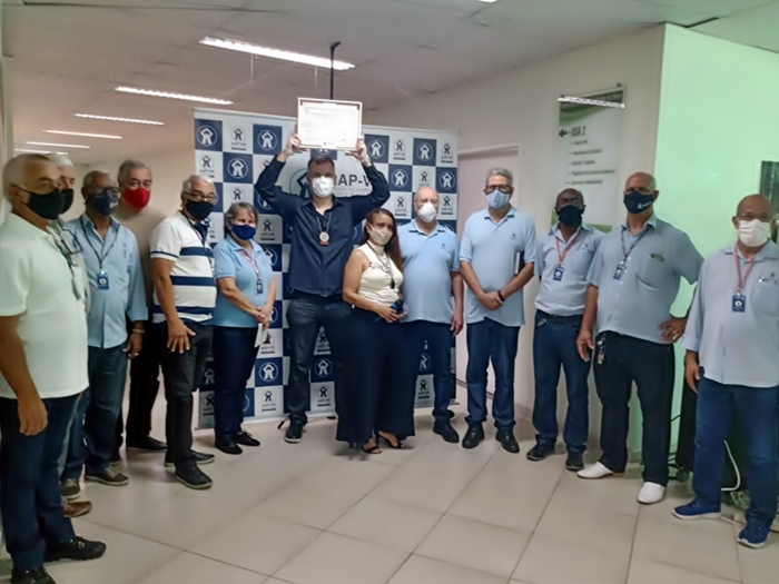 AAP-VR comemorou Dia do Idoso com recepção festiva